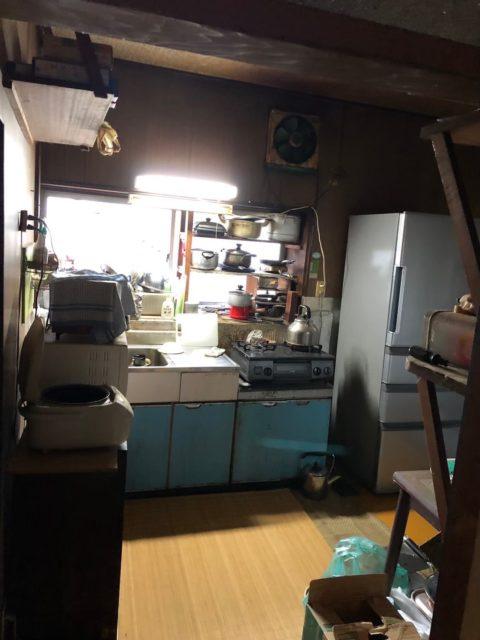 キッチン周り